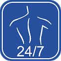 247 Chiropractic icon