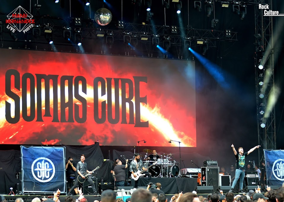 somas cure resurrection fest