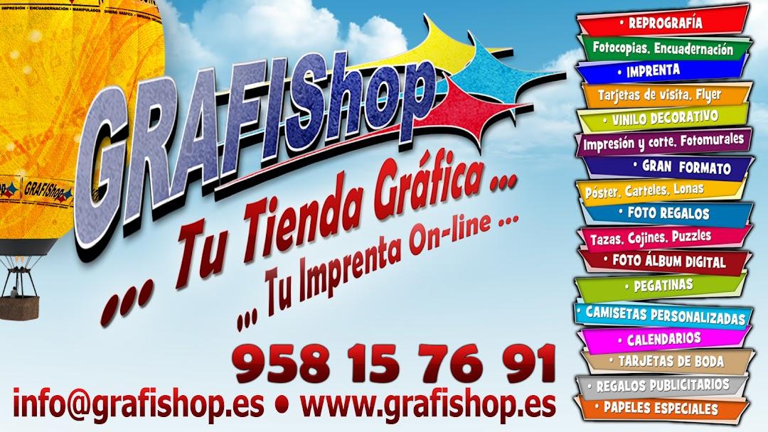 c4627a38a482b Imprenta Grafishop Granada - Grafishop  tu imprenta en Granada