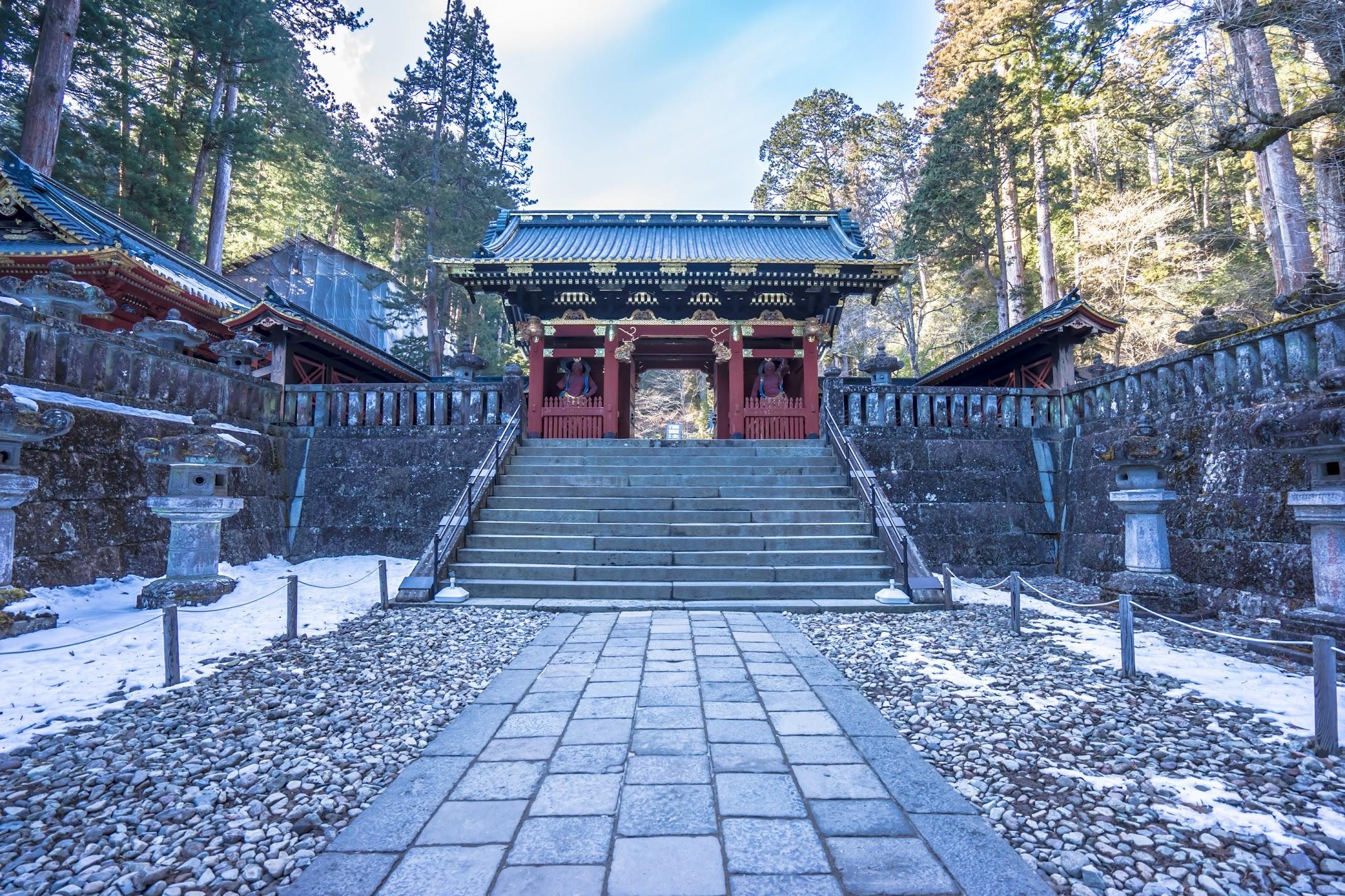 Nikko Taiyuin Nikkosan Rinno-Ji Temple1