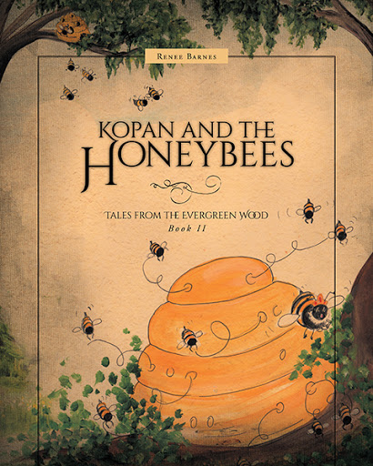 Kopan and the Honeybees cover