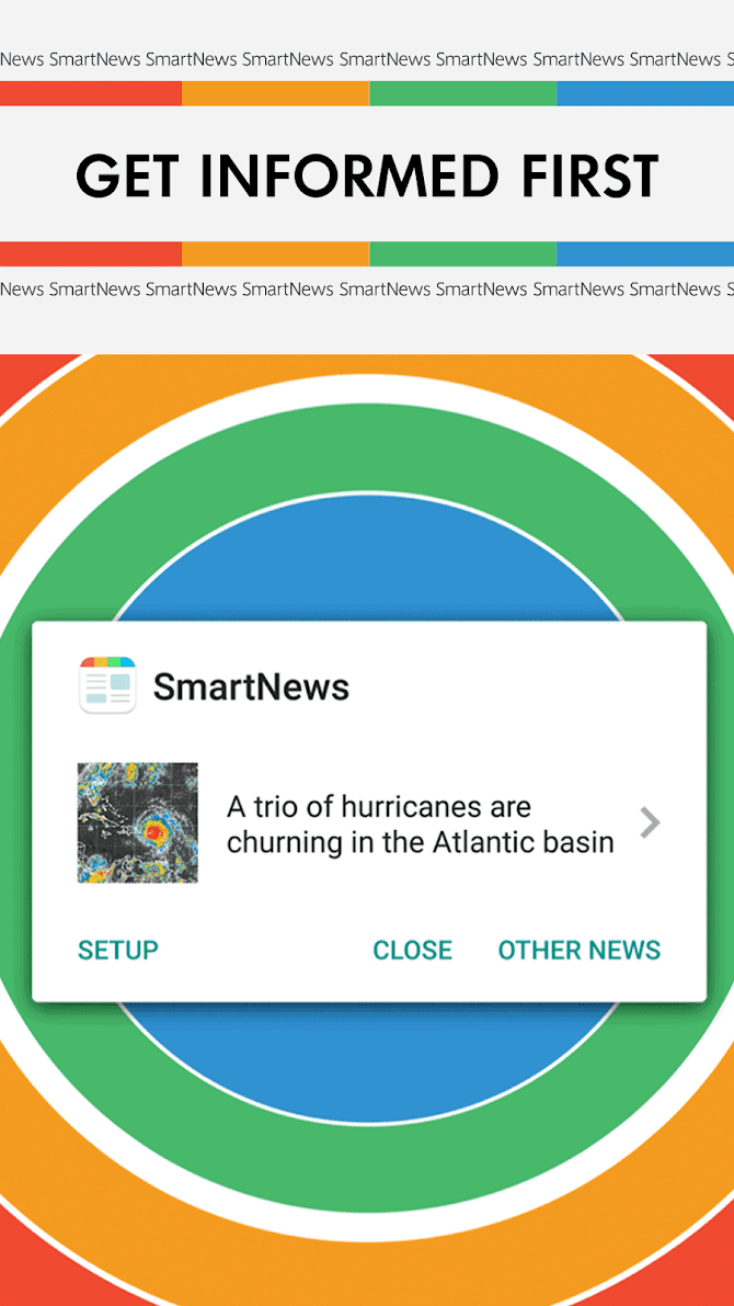 SmartNews: Breaking News Headlines Android 2