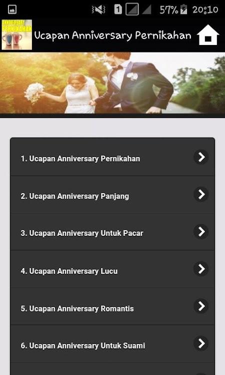 Ucapan Anniversary Pernikahan Android Apps Appagg