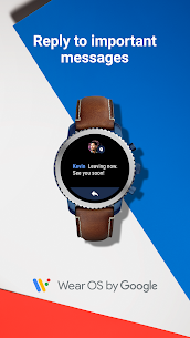 Android Wear Smartwatch by Google Smartwatch 7