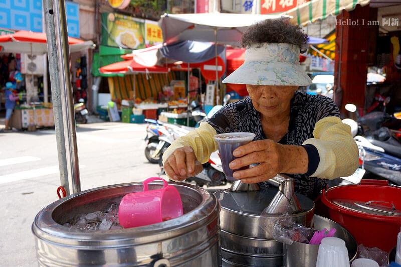 豐原古早味飲料攤,橫街阿嬤紅茶攤-6