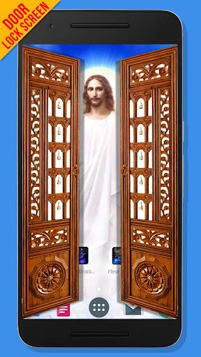 God Door Lock Screen screenshots 2