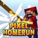 Pixel Homerun  - Baseball Flick Legend icon