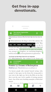 Faithlife Study Bible - náhled