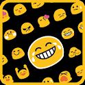 Emoji Keyboard Smart Emoticons icon