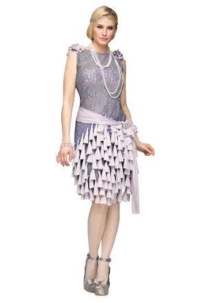 Gatsbyklänning, deluxe