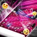 Hearts Galaxy Keyboard icon