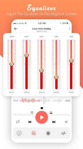 MP3 player screenshot 22
