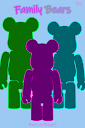 NFT - BeezerBears (82) Family Bears