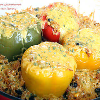 Mexican Stuffed Peppers!.
