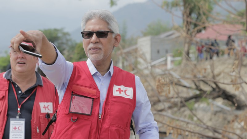 Q&A: IFRC's Jagan Chapagain on the fragmenting humanitarian space