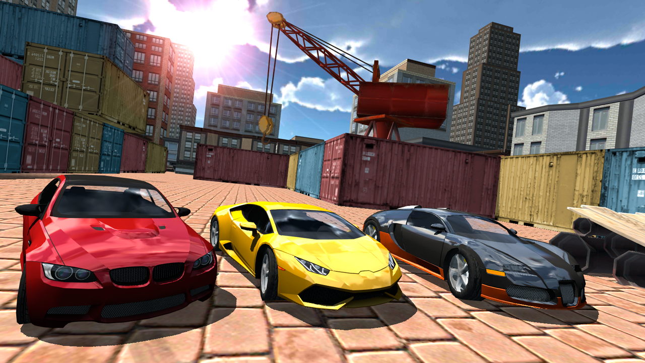 Multiplayer Driving Simulator - Android Apps on Google Play