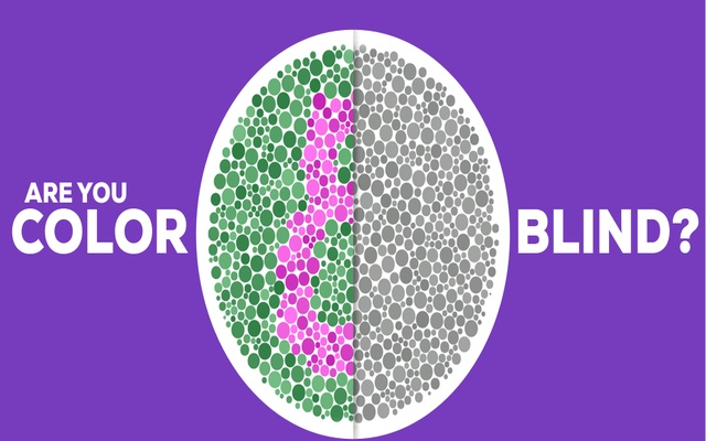 Image result for color blind