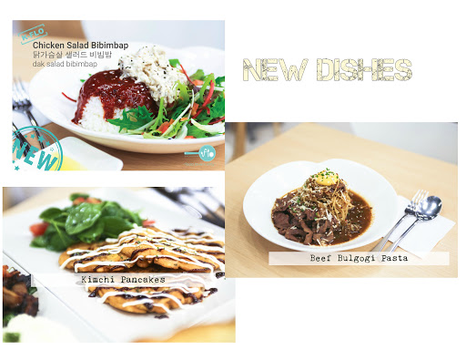 New dishes at Food Lovers Only