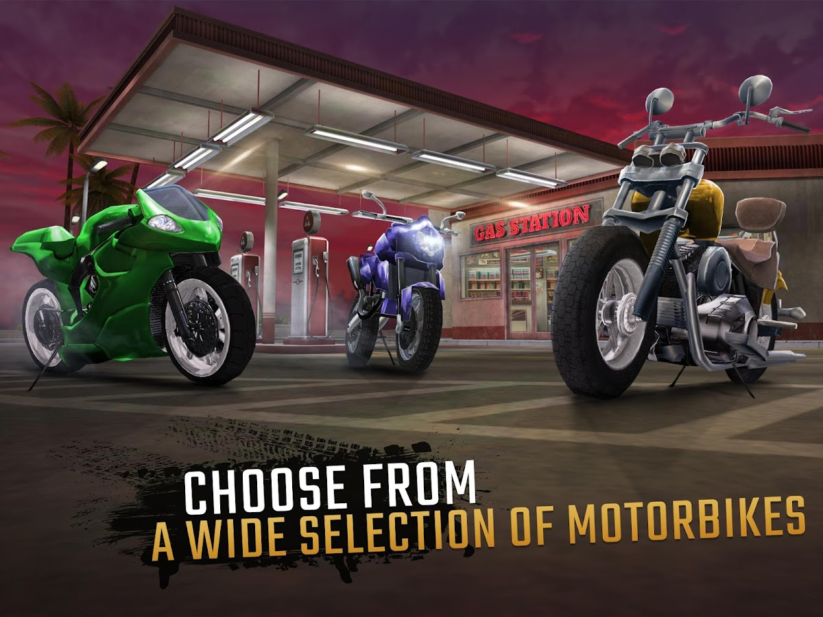 Moto Rider GO: Highway Traffic- screenshot