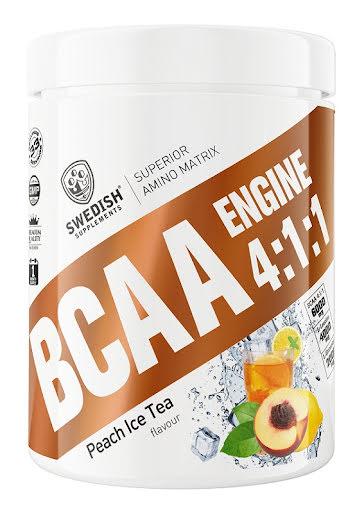 BCAA Engine 4:1:1 - Ice Tea Peach 400g