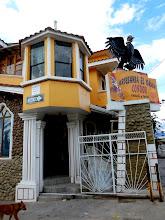 Photo: At Artesania el Gran Condor, Peguche