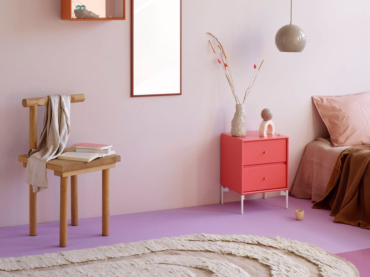inspirasi warna lilac