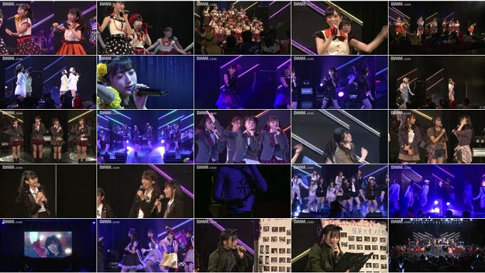 (DMM HD)(720p) HKT48 ひまわり組「ただいま 恋愛中」公演 ハロウィン公演 181031