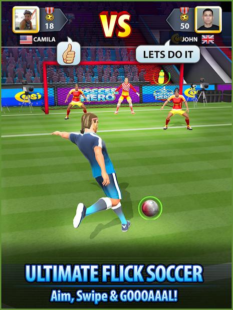 Soccer! Hero Mod