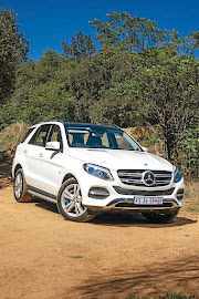 The Mercedes-Benz GLE-Class
