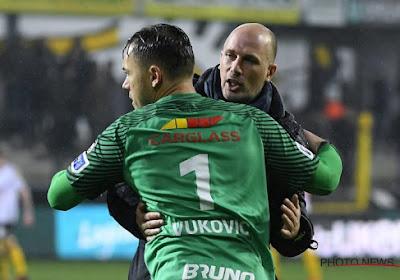 """Genk-doelman Vukovic haalde 7e clean sheet, maar: """"Hier zal ik nooit aan kunnen wennen"""""""