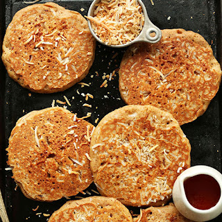 Coconut Oil Pancakes Recipes