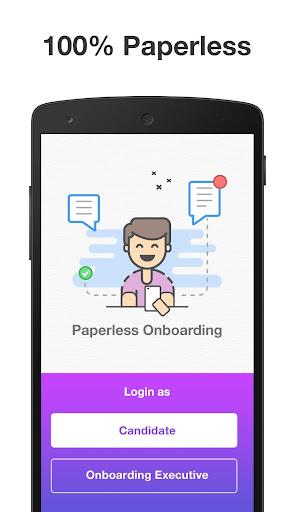 POP - Paperless Onboarding 0.9.7.4 screenshots 1