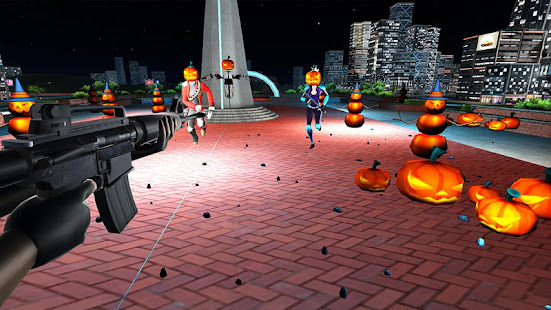 Download Halloween Night-Scary Hunted Town For PC Windows and Mac apk screenshot 3