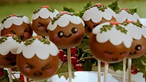 The Mini Christmas Cake Pops thumbnail