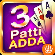 Teen Patti Adda: Online 3 Patti Indian Poker