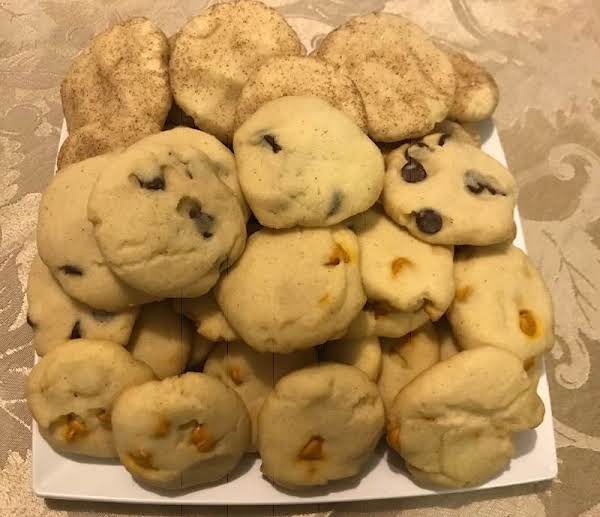 One Of A Kind Soft Sugar Cookies Recipe
