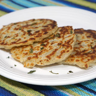 Potato Pancakes No Eggs Flour Recipes.