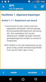 BinnenvaartPolitieReglement - náhled