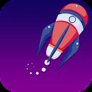 Space rocket - jump