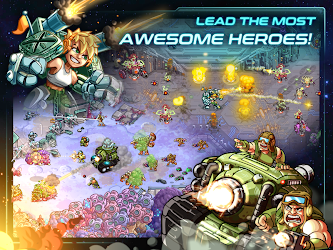 Iron Marines v1.2.6 APK 9