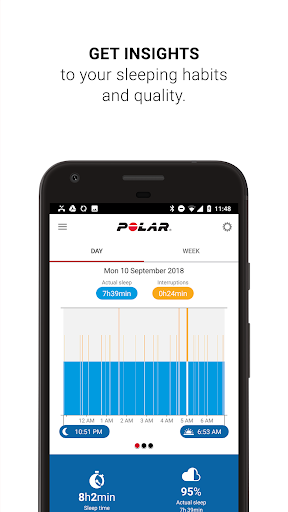Polar Flow for Android - Download