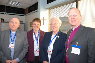 Photo: with the Luton Airport Chaplaincy Team