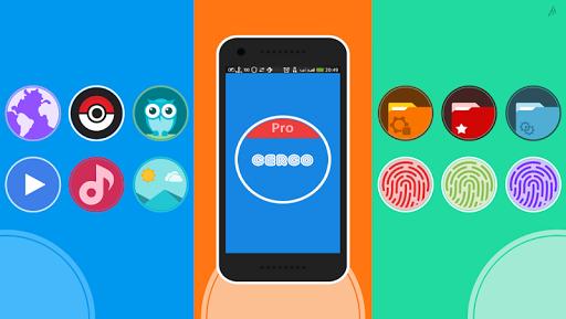 Cerco Pro Lietotnes par Android screenshot