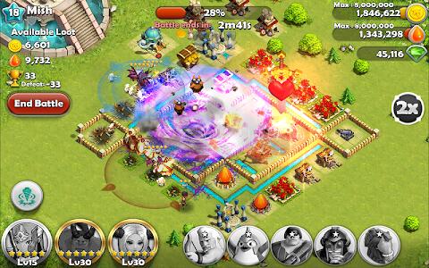 Hero Sky: Epic Guild Wars v1.4.210