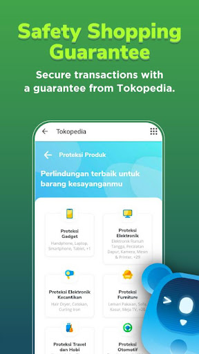 Tokopedia screenshot 4