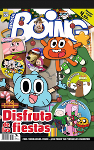 Boing (Revista) screenshot 3