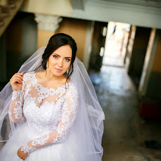 Wedding photographer Andrey Balkonskiy (Adrenaline). Photo of 15.12.2016