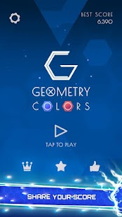 Geometry colors- screenshot thumbnail