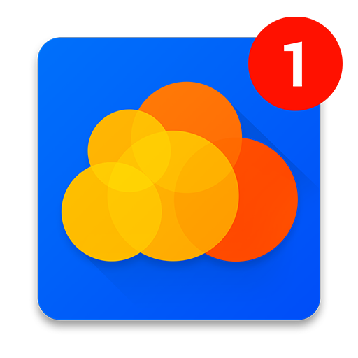 Cloud Mail.ru:  Keep your photos safe icon