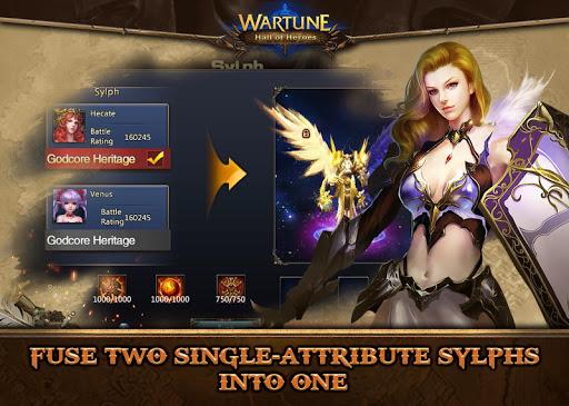 Wartune: Hall of Heroes 7.3.1 screenshots 13